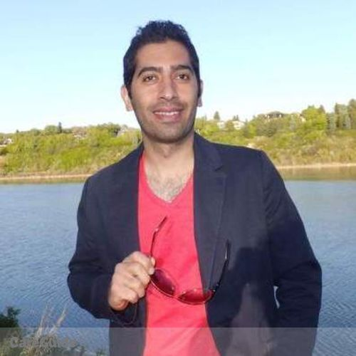 House Sitter Provider Farshad Shafiei's Profile Picture