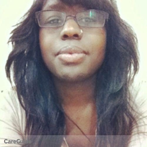 Canadian Nanny Provider Sophia Odwar's Profile Picture