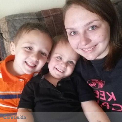 Child Care Job Tristin S's Profile Picture