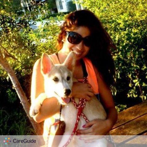 Pet Care Provider Niloofar T's Profile Picture