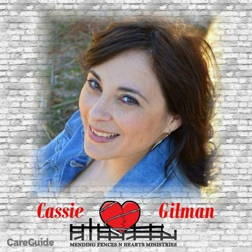 House Sitter Provider Cassie Gilman's Profile Picture