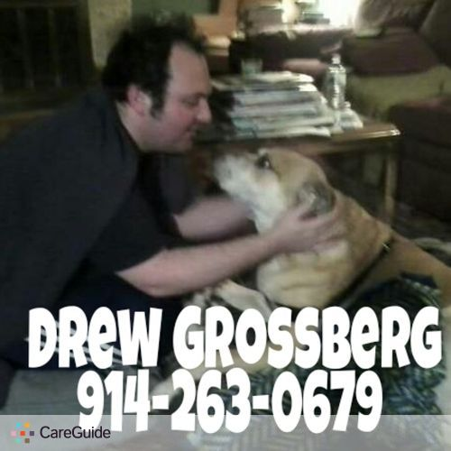 Pet Care Provider Drew Grossberg's Profile Picture