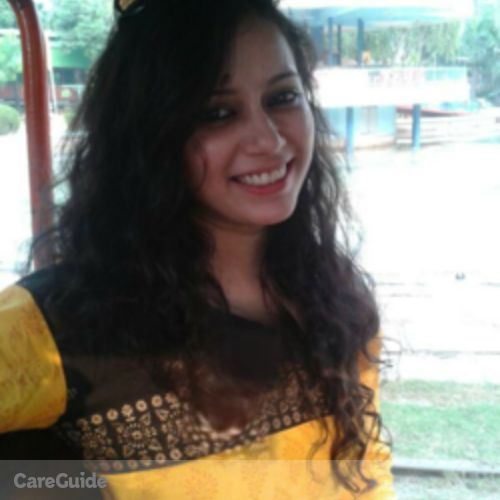 Canadian Nanny Provider Neha Singh's Profile Picture