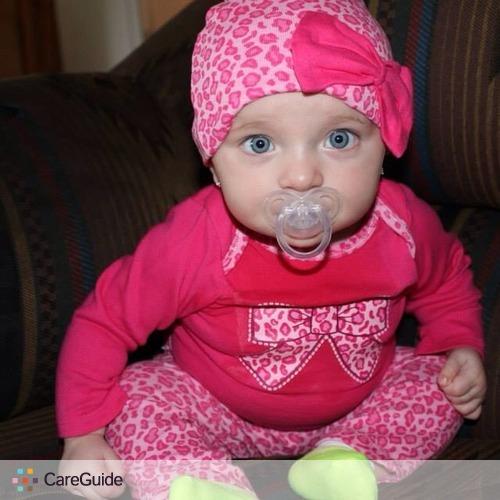 Child Care Job Alyssa Harms's Profile Picture