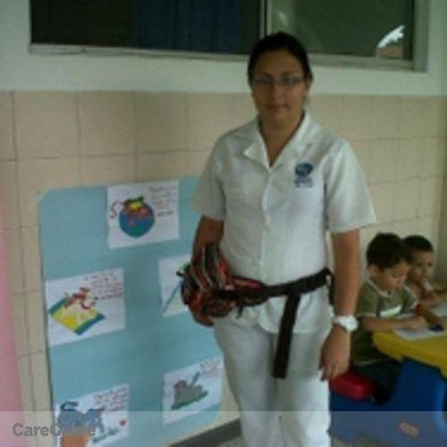 Canadian Nanny Provider Cristhel M's Profile Picture