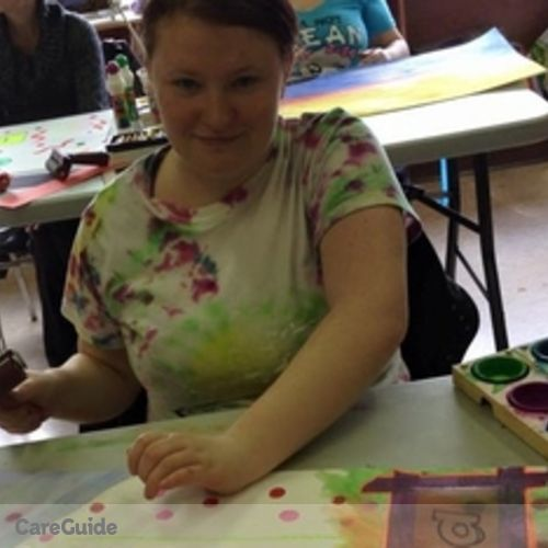 Canadian Nanny Provider Julia Stelmacker's Profile Picture