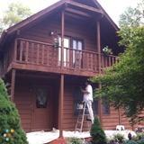 Painter in Villa Ridge