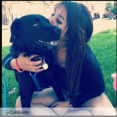 Pet Care Provider Alexandra Quiroz's Profile Picture