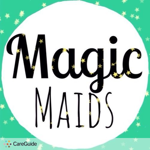 Housekeeper Provider Magic Maids's Profile Picture