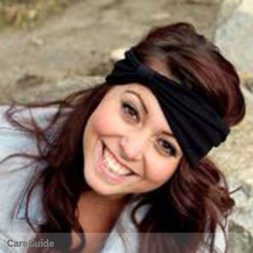 Canadian Nanny Provider Janelle Matthias's Profile Picture