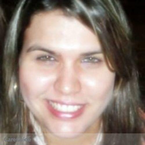 Canadian Nanny Provider Marilia Ribeiro's Profile Picture