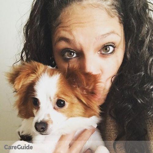 Pet Care Provider Ariel M's Profile Picture