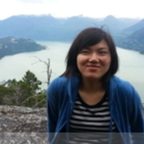 Canadian Nanny Provider Guidan Hu's Profile Picture