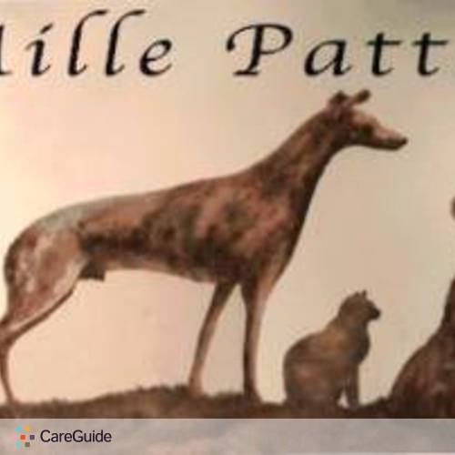 Pet Care Provider Mille Pattes's Profile Picture