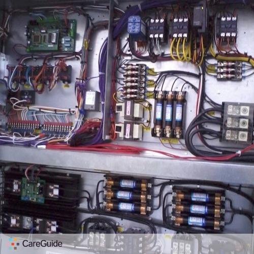 Electrician Provider Marcos R's Profile Picture