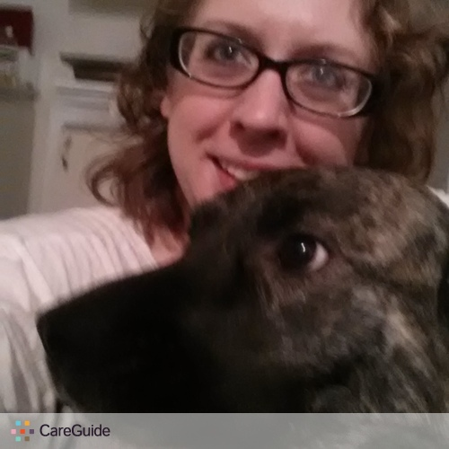 Pet Care Provider Hailey Janine Brook's Profile Picture