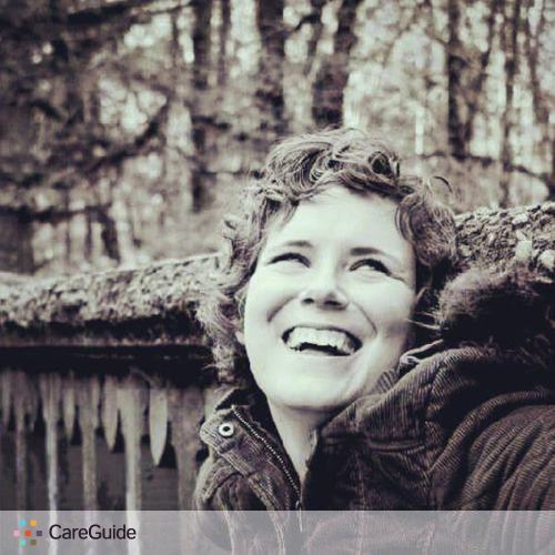 Child Care Provider Jessica May's Profile Picture