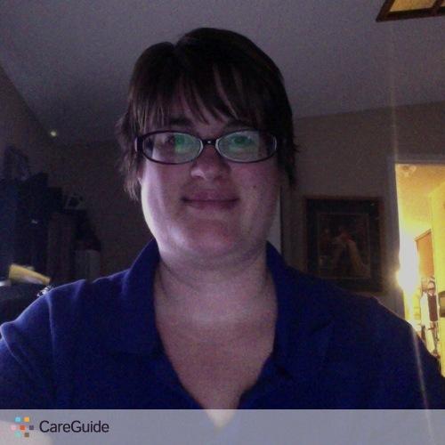 Child Care Job Tressa Beheim's Profile Picture
