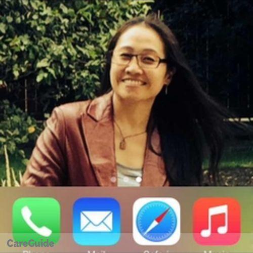 Canadian Nanny Provider Maryjo Ma. Josefa P's Profile Picture