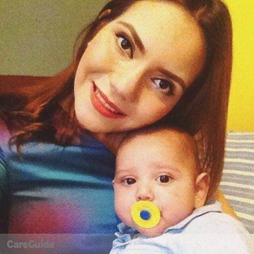 Canadian Nanny Provider Andrea Tapia's Profile Picture
