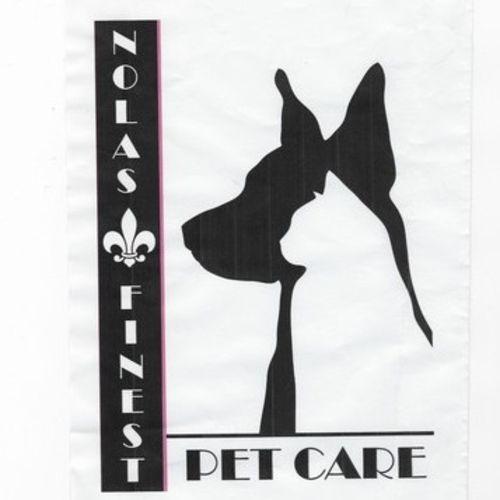 House Sitter Provider NOLAs Finest Pet Care's Profile Picture