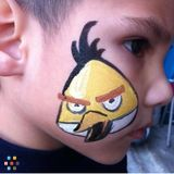 Awesome FACE PAINTING by Diamond, Maria and Pals