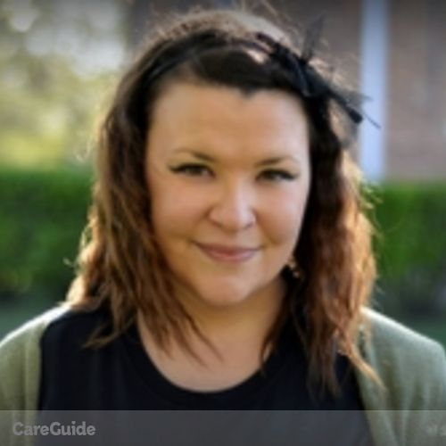 Canadian Nanny Provider Jenna Ross's Profile Picture