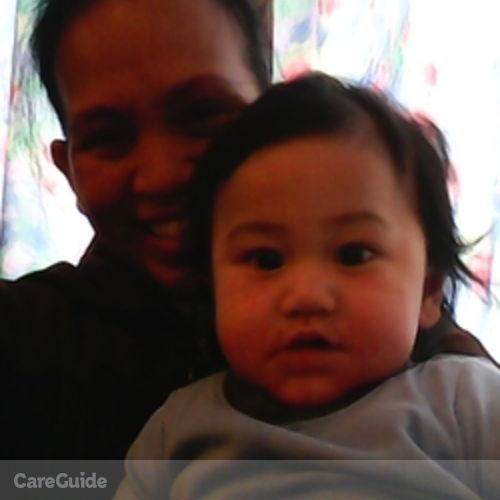 Canadian Nanny Provider Eva Torrente's Profile Picture