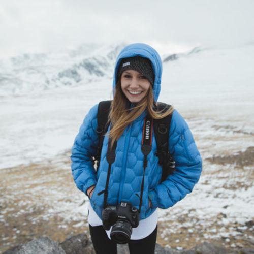 Videographer Provider Ellen Eldridge's Profile Picture