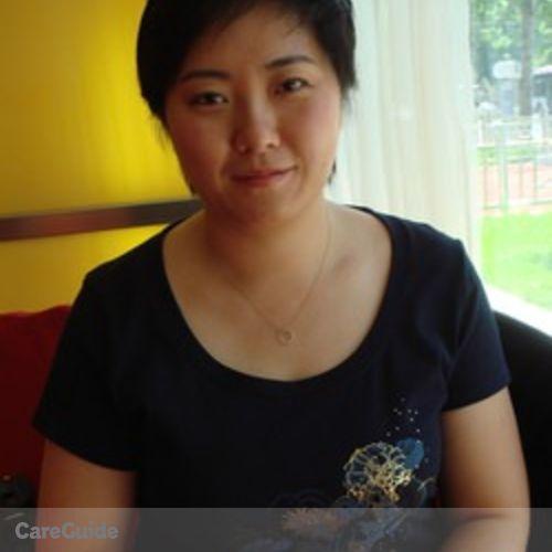Canadian Nanny Provider Yuan Li's Profile Picture