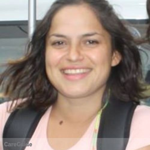 Canadian Nanny Provider Pamela Caceres's Profile Picture
