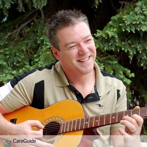 Plumber Provider Stu Almond's Profile Picture