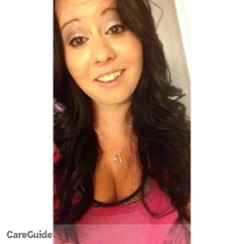 Canadian Nanny Provider Stephanie Zinnick's Profile Picture