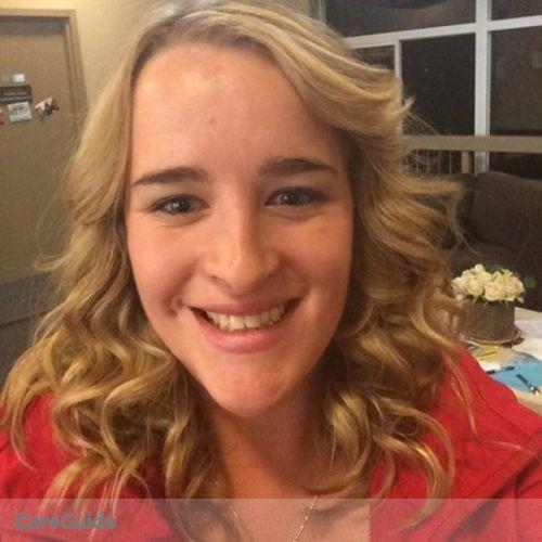 Canadian Nanny Provider Jillian Brohm's Profile Picture