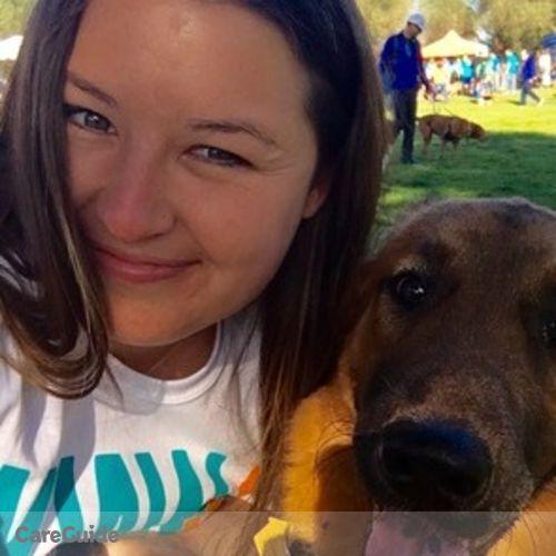 Pet Care Provider Scarlett S's Profile Picture