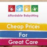 Affordable babysitting