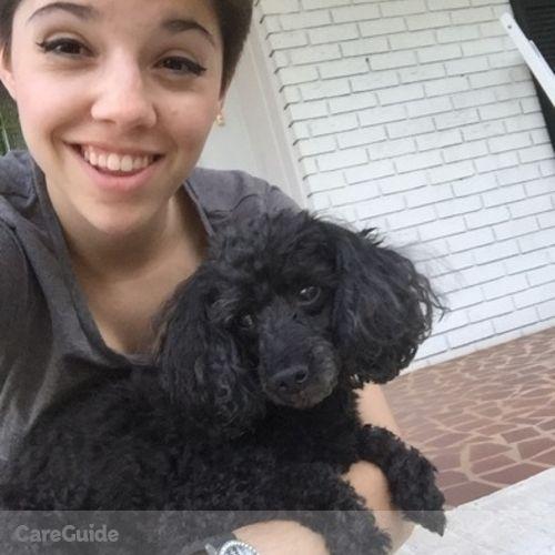 Pet Care Provider Courtney Williard's Profile Picture