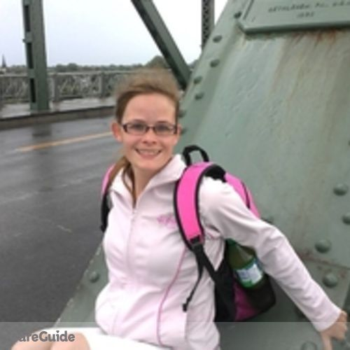 Canadian Nanny Provider Saline Hansen's Profile Picture