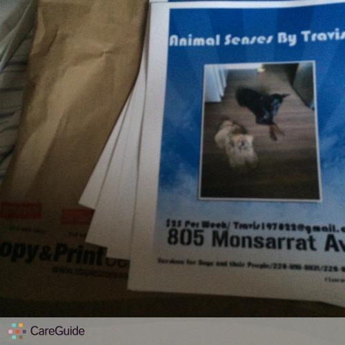 Pet Care Provider Travis Rump's Profile Picture
