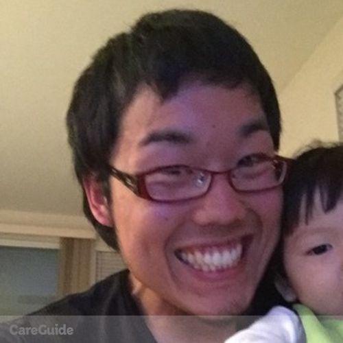 Canadian Nanny Provider Tomonori Oda's Profile Picture
