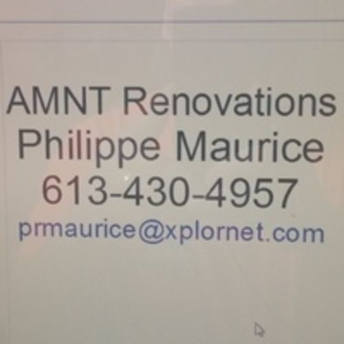Handyman Provider Philippe Maurice's Profile Picture