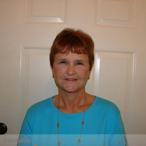 Housekeeper Provider Sharon Harville's Profile Picture