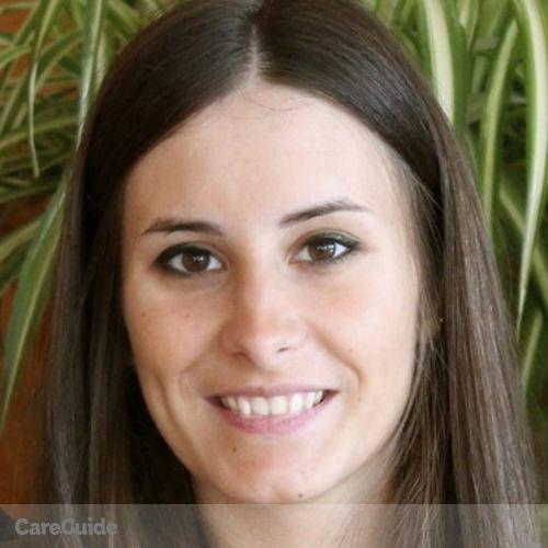 Canadian Nanny Provider Silvia Mompo's Profile Picture