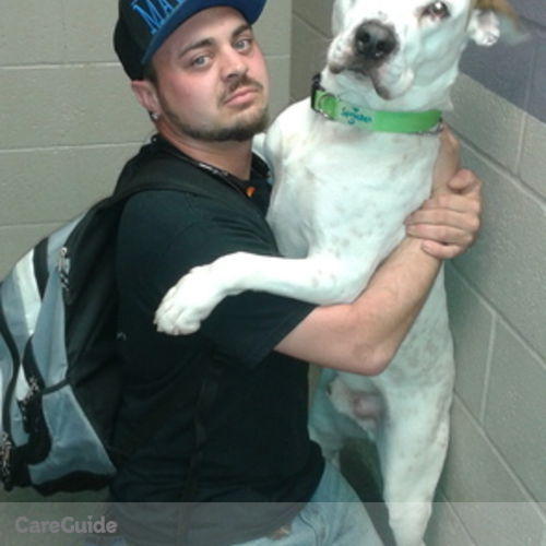 Pet Care Provider Jacob Brannon's Profile Picture