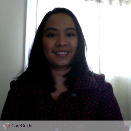 Child Care Provider Marichu Estabillo's Profile Picture
