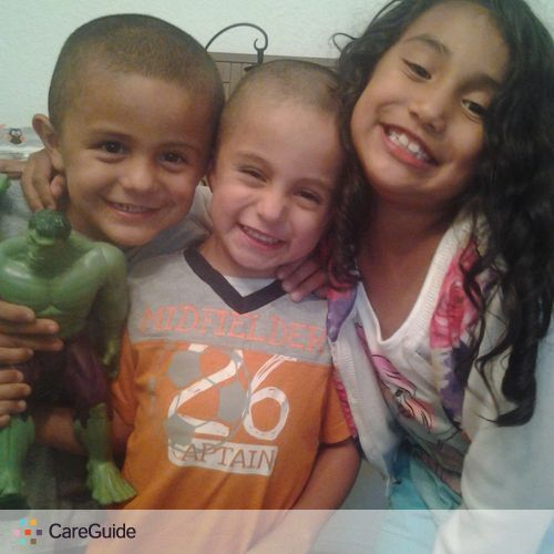 Child Care Provider Priscilla Mora's Profile Picture