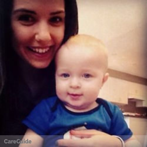 Canadian Nanny Provider Lacey H's Profile Picture