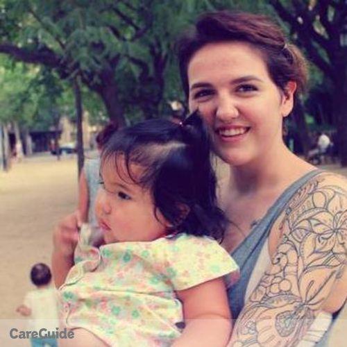 Canadian Nanny Provider Ella Fontaine's Profile Picture