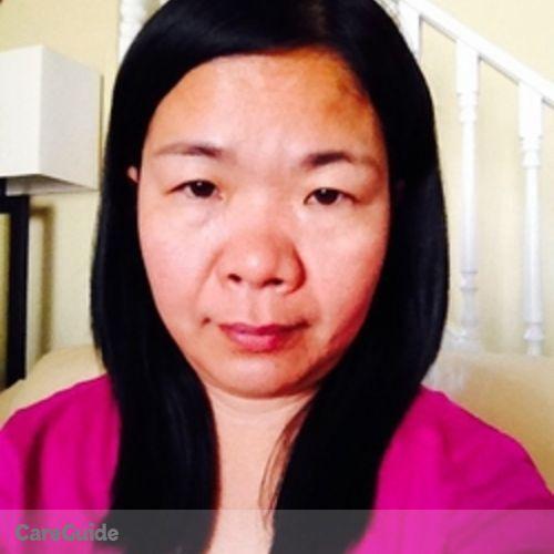 Canadian Nanny Provider Ilyn I's Profile Picture