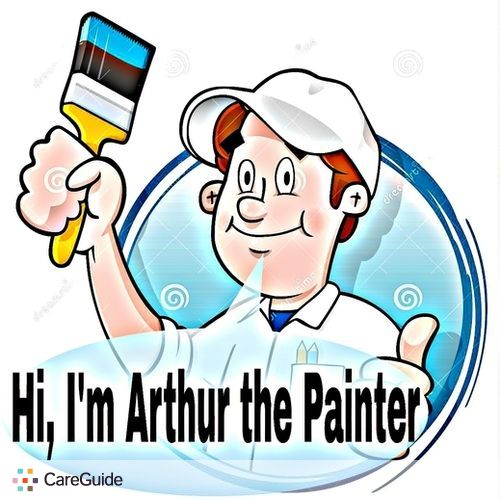 Painter Provider Arthur Kasinski's Profile Picture